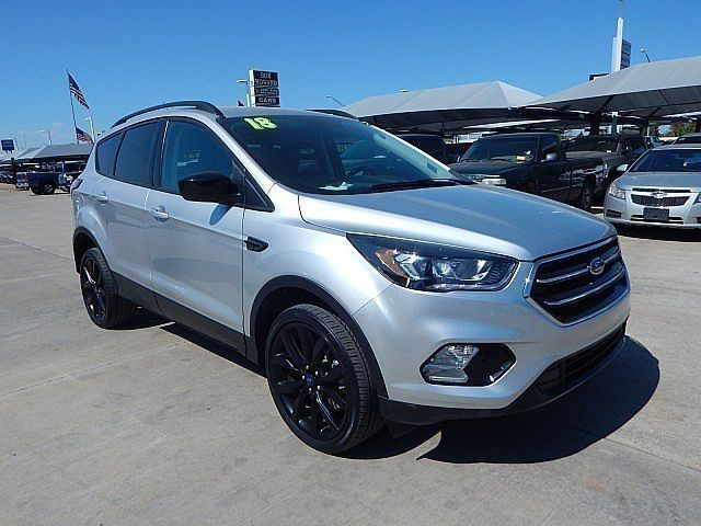 Pre-Owned 2018 Ford Escape SE | BOB HOWARD DODGE 405-936-8900