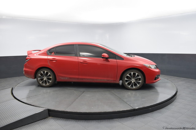 Pre-Owned 2013 Honda Civic Sdn Si | BOB HOWARD DODGE 405-936-8900