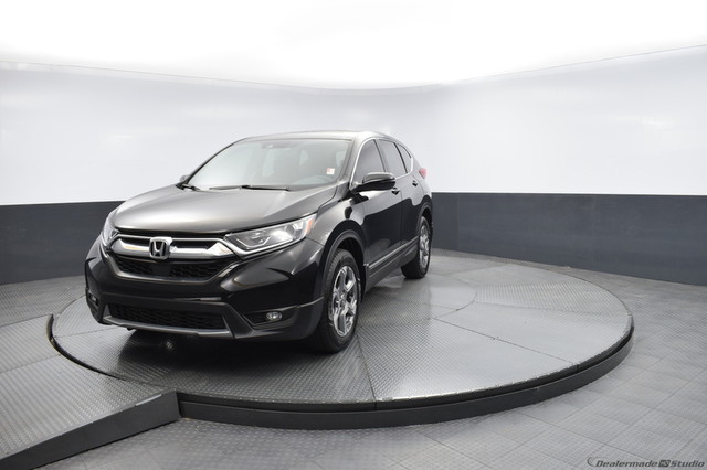 Pre-Owned 2017 Honda CR-V EX-L {Bob Howard Honda} 405-753-8700