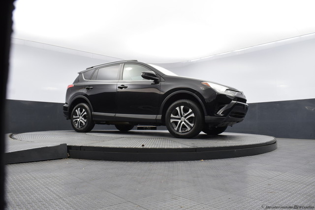 Certified Pre-Owned 2017 Toyota RAV4 LE-CERTIFIED-BOB HOWARD TOYOTA