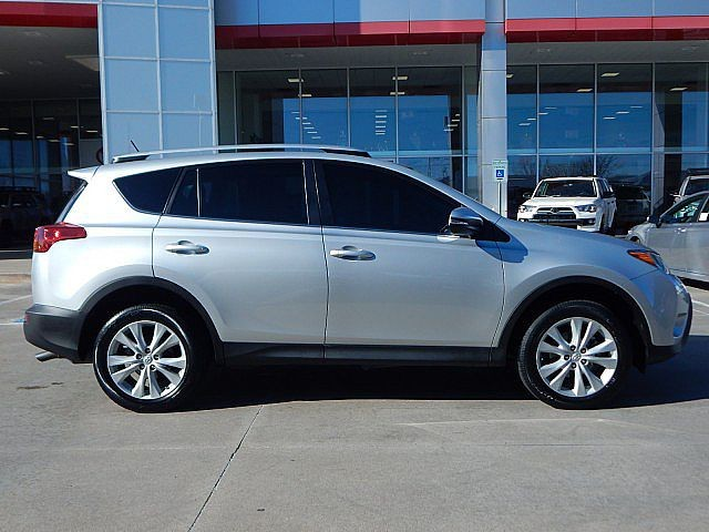 Certified Pre-Owned 2015 Toyota RAV4 Limited***AWD**CALL BH TOYOTA*405-936-8600**