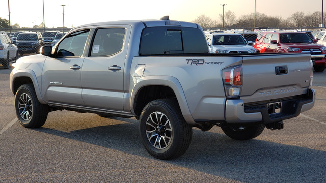 New 2020 Toyota Tacoma TRD Sport Double Cab 5' Bed V6 AT (Natl)