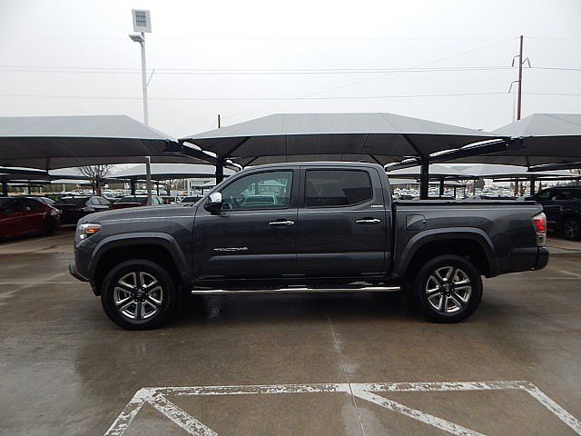 Certified Pre-Owned 2019 Toyota Tacoma Limited**4WD**CALL BH TOYOTA*405-936-8600**