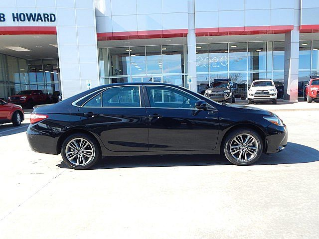 Certified Pre-Owned 2017 Toyota Camry SE**CALL BH TOYOTA**405-936-8600**