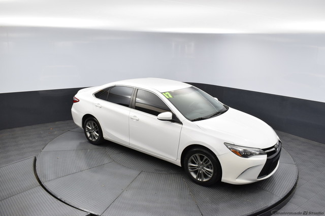 Certified Pre-Owned 2017 Toyota Camry SE-CALL BOB HOWARD TOYOTA AT 405-936-8600!!!
