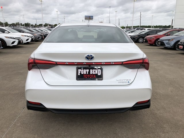 New 2020 Toyota Avalon Hybrid Hybrid Limited