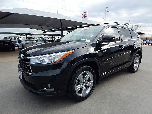 Certified Pre-Owned 2016 Toyota Highlander Hybrid Limited Platinum***AWD**CALL BH TOYOTA*405-936-8600**