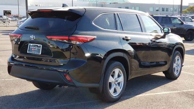 New 2020 Toyota Highlander LE FWD (Natl)