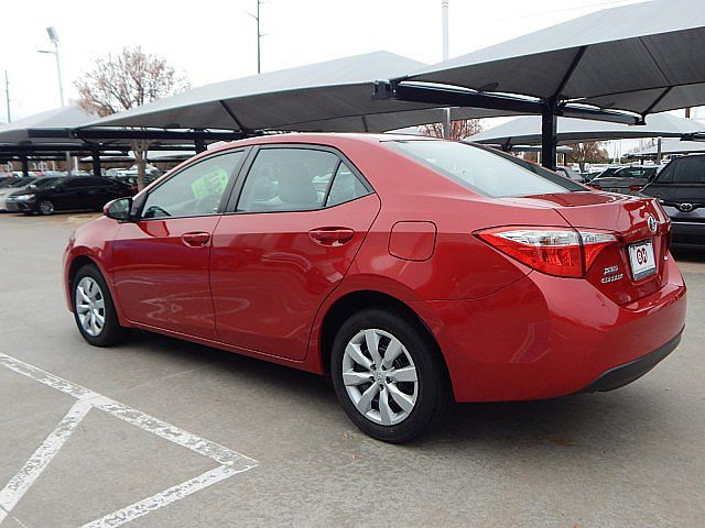 Certified Pre-Owned 2016 Toyota Corolla LE***LOW MILES***CALL BH TOYOTA*405-936-8600*