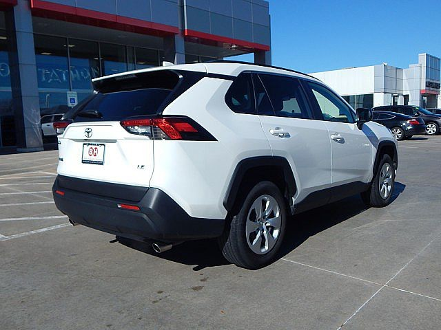 Certified Pre-Owned 2019 Toyota RAV4 LE**CALL BH TOYOTA**405-936-8600**