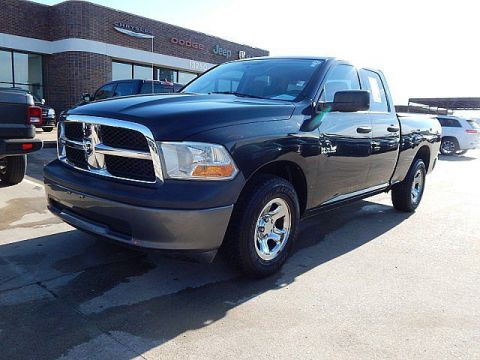Pre-Owned 2010 Dodge Ram 1500 ST | BOB HOWARD DODGE 405-936-8900