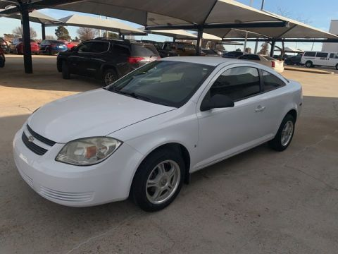 Pre-Owned 2009 Chevrolet Cobalt ONLY 16K MILES! SUPER CLEAN INSIDE AND OUT! GREAT FUEL ECONOMY! CALL 405.936.8800 FOR MORE INFO!