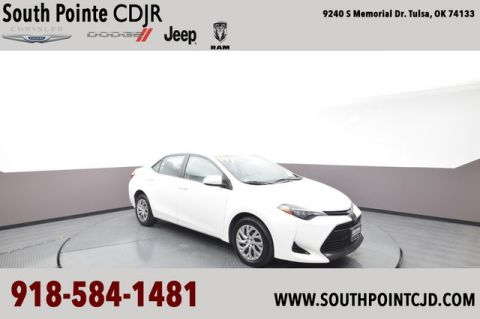Pre-Owned 2019 Toyota Corolla LE | SOUTH POINTE DODGE |
