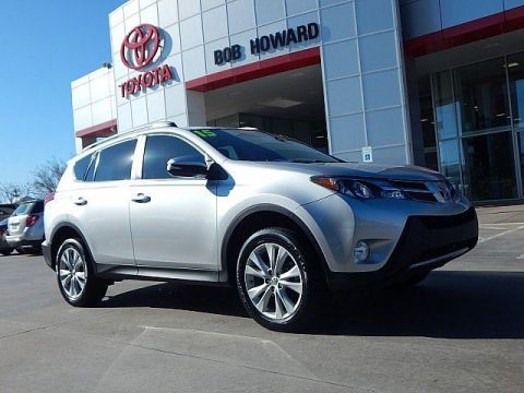 Certified Pre-Owned 2015 Toyota RAV4 Limited***AWD**CALL BH TOYOTA*405-936-8600** All Wheel Drive SUV