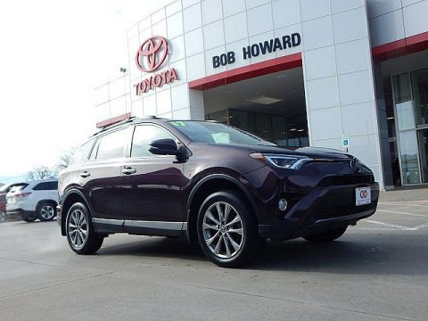 Certified Pre-Owned 2017 Toyota RAV4 Limited***AWD**CALL BH TOYOTA**405-936-8600** All Wheel Drive SUV