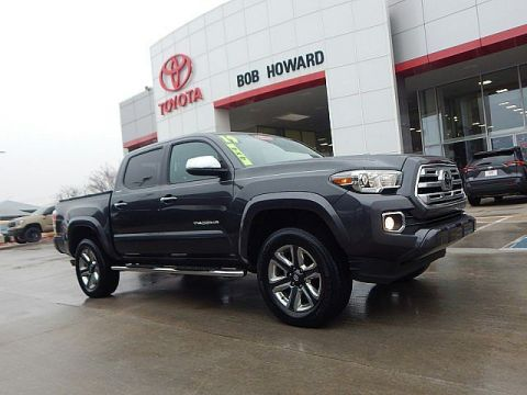 Certified Pre-Owned 2019 Toyota Tacoma Limited**4WD**CALL BH TOYOTA*405-936-8600** Four Wheel Drive Pickup Truck