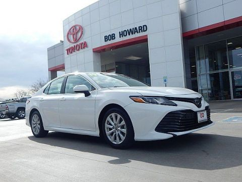 Certified Pre-Owned 2019 Toyota Camry LE**CALL BH TOYOTA**405-936-8600***