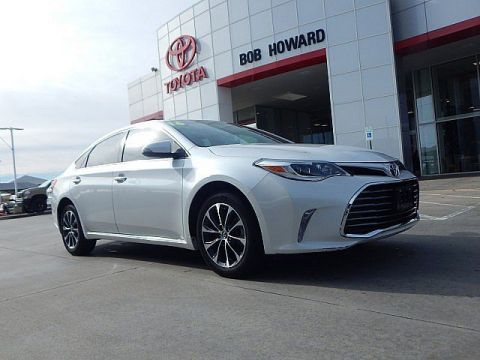 Certified Pre-Owned 2016 Toyota Avalon XLE***CALL BH TOYOTA**405-936-8600** Front Wheel Drive Sedan