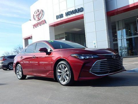 Certified Pre-Owned 2019 Toyota Avalon XLE***CPO**CALL BH TOYOTA**405-936-8600** Front Wheel Drive Sedan