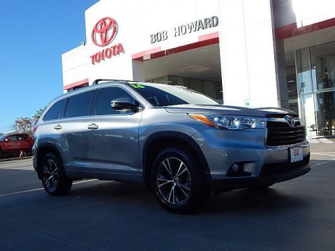 Certified Pre-Owned 2016 Toyota Highlander XLE***AWD***CPO**CALL BH TOYOTA*405-936-8600**