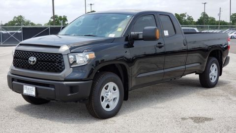 New 2019 Toyota Tundra SR Double Cab 8.1' Bed 5.7L