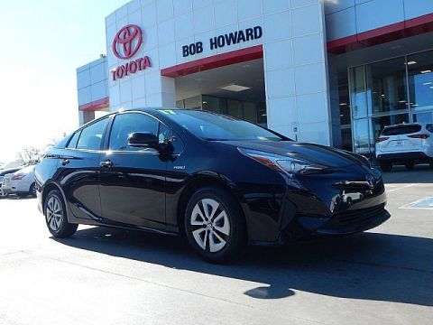 Certified Pre-Owned 2017 Toyota Prius Four**CALL BH TOYOTA**405-936-8600** Front Wheel Drive Hatchback