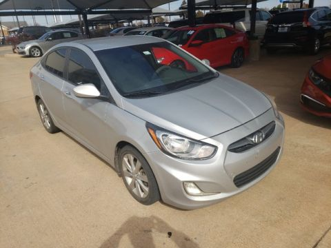 Pre-Owned 2013 Hyundai Accent GLS [BOB HOWARD HONDA] 405-753-8700
